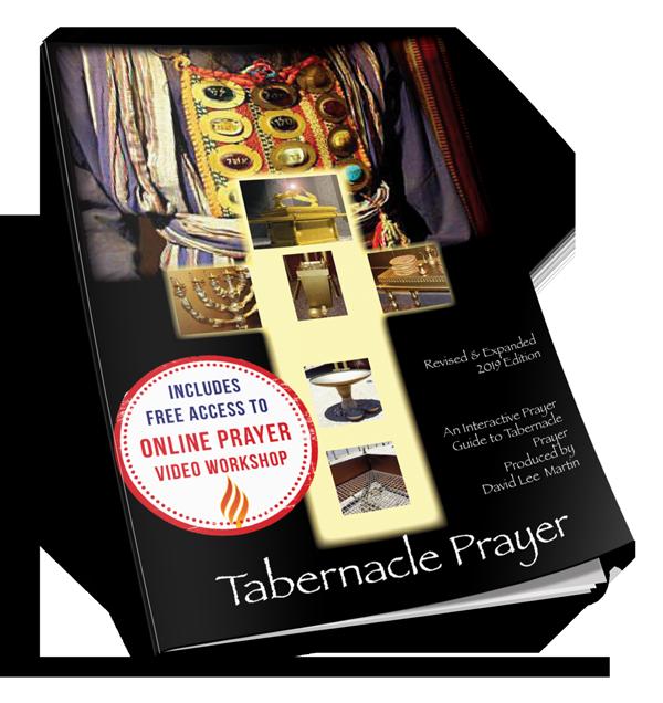 Tabernacle Prayer Guide
